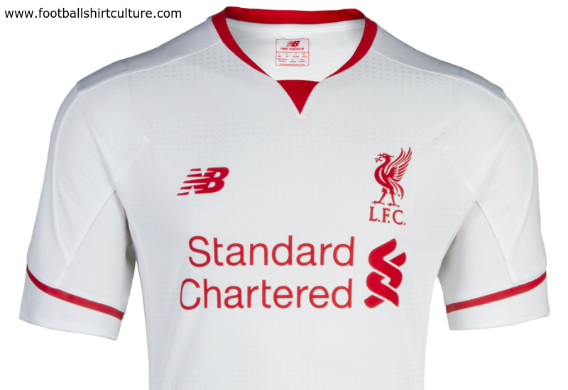 best loved 93492 5e877 Liverpool 15/16 New Balance Away Kit | 15/16 Kits | Football ...
