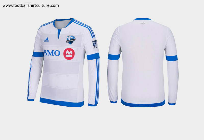 Montreal Impact unveiled the new 2015 away football shirt by adidas. 901d3fedc