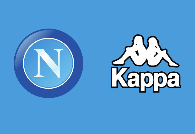 Napoli Sign Kappa Kit Deal