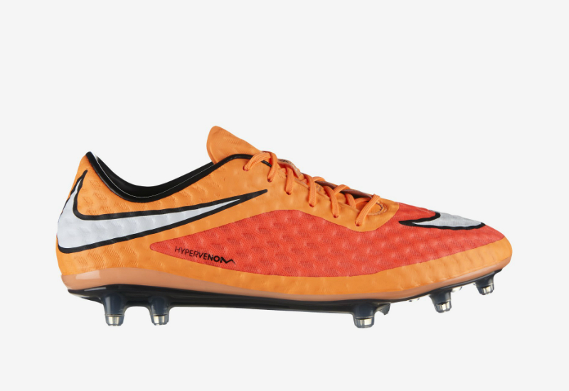 Nike Hypervenom Phantom Fg Hyper Crimson Atomic Orange White