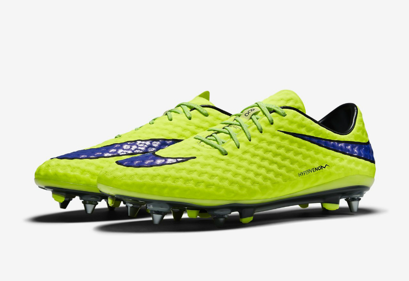 be93e2c7566cb Nike Hypervenom Phantom SG-Pro Boots - Intense Heat Pack - Volt / Hot Lava  / Persian Violet | Football boots | Football shirt blog