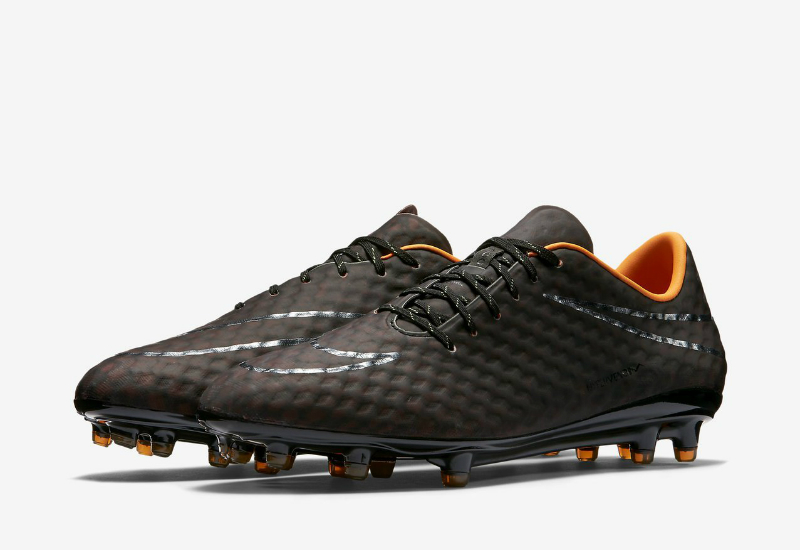 Nike Hypervenom Phantom Transform Se Fg Black Total Orange Black