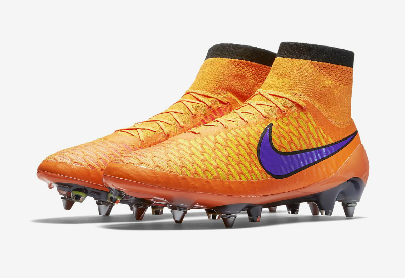 Nike Magista Obra Sg Pro Boots Intense Heat Pack Total Orange Laser Orange Persian Violet