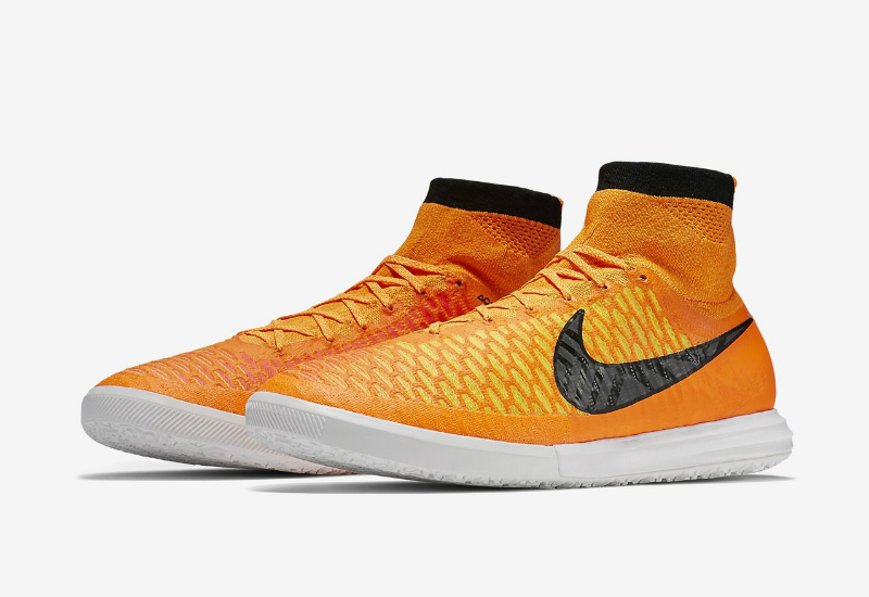 Nike MagistaX Proximo IC - Total Orange / Laser Orange / White / Dark Grey  | Equipment | Football shirt blog