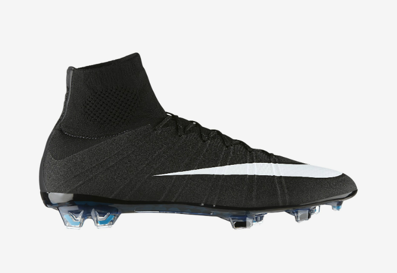 official photos 65763 1db96 Nike Mercurial Superfly AG CR7 - Black / Neo Turquoise ...
