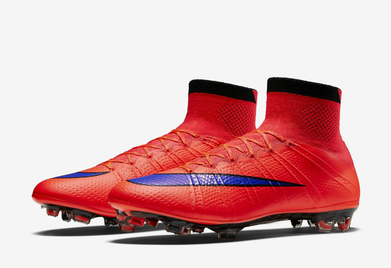 Nike Mercurial Superfly Fg Boots Intense Heat Pack Bright Crimson Persian Violet