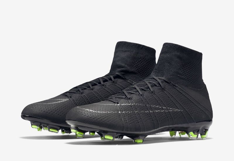 new product 60108 bcdc2 Nike Mercurial Superfly Fg Nike Academy Black Pack Black Volt Black