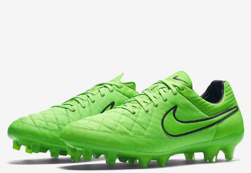 Nike Tiempo Legend V Fg Lightning Storm Pack Green Strike Black Green Strike