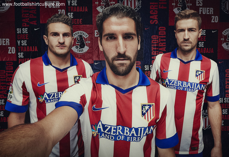 Nike And Atletico Madrid Renew Kit Deal
