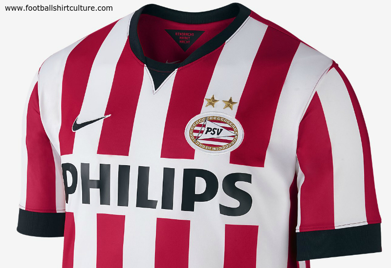 Psv 2014 15 Nike Home Football Shirt