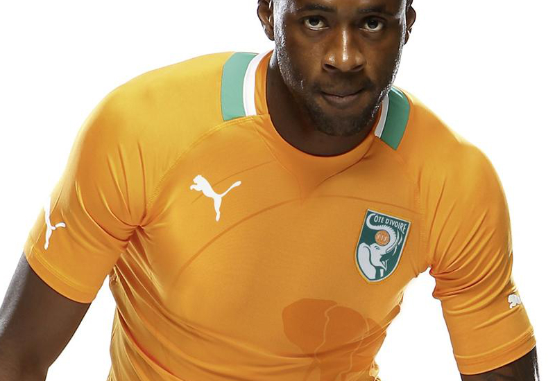 Puma Ivory Coast Kit Deal