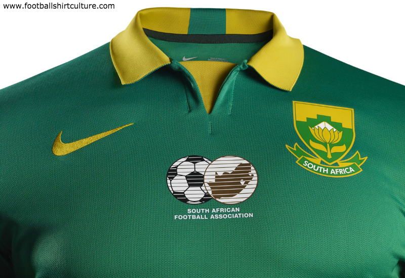 South Africa 2015 Nike Away Football Kit