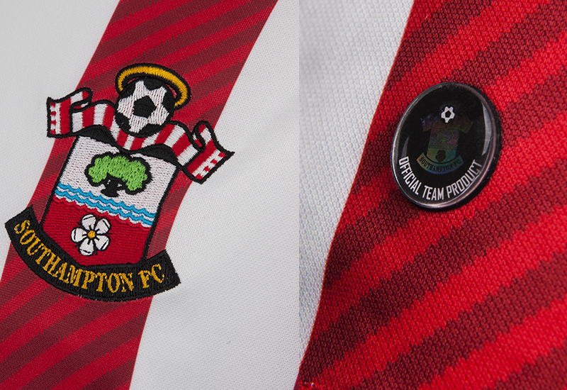 Southampton Kits Back