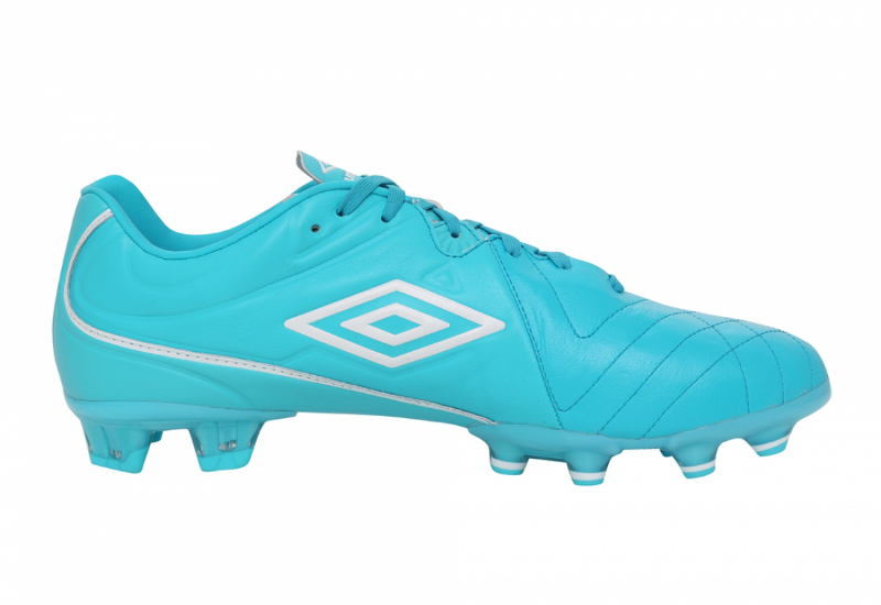 Umbro Speciali 4 Pro Hg Football Boots Blue Atol White