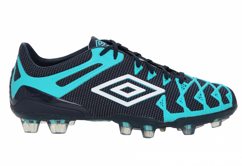 Umbro Ux 1 Concept Fg Football Boots Dark Navy White Blue Atoll