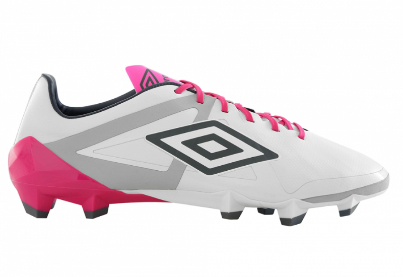 Umbro Velocita Pro HG Football Boots - Nimbus Cloud   Dark Shadow   Pink Glo bf00be2b8