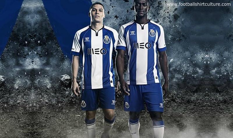 uk availability 98ed7 38870 FC Porto 14 15 Warrior Home Football Shirt