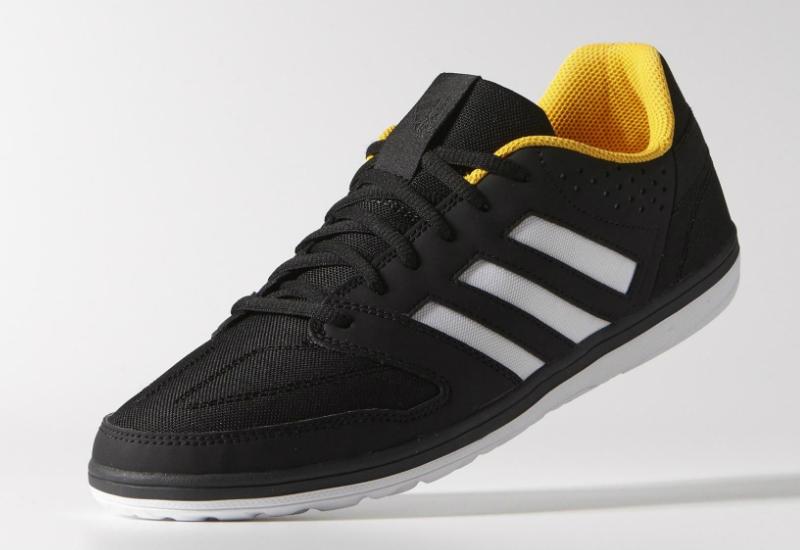 estilo exquisito lista nueva brillante n color Adidas Freefootball Janeirinha Sala Shoes - Core Black / FTWR ...