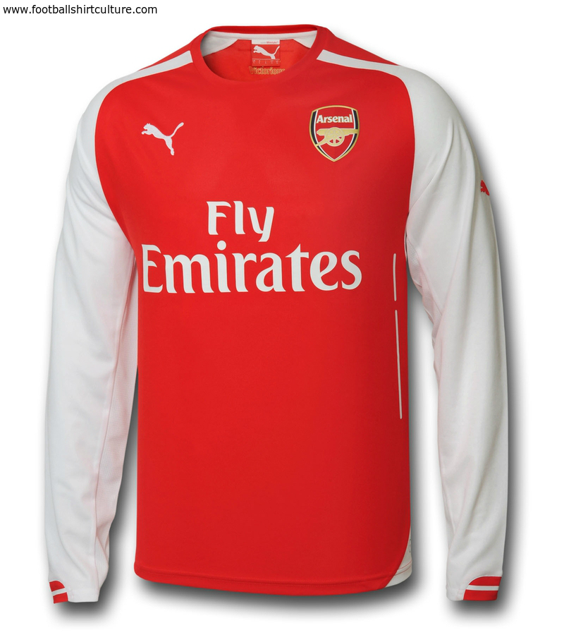 0e7c720b0 arsenal-2014-2015-puma-home-football-shirt-kit-