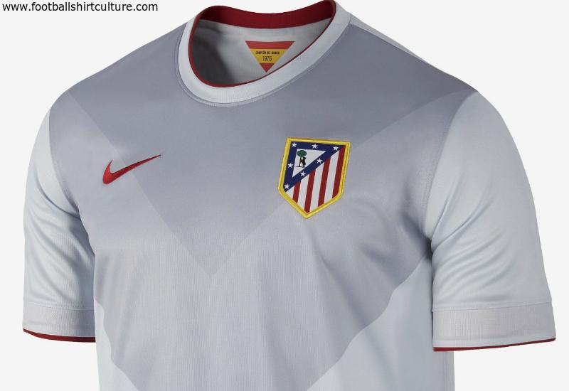 Atlético de Madrid 14 15 Nike Away football Shirt  75a108a5f6dc0