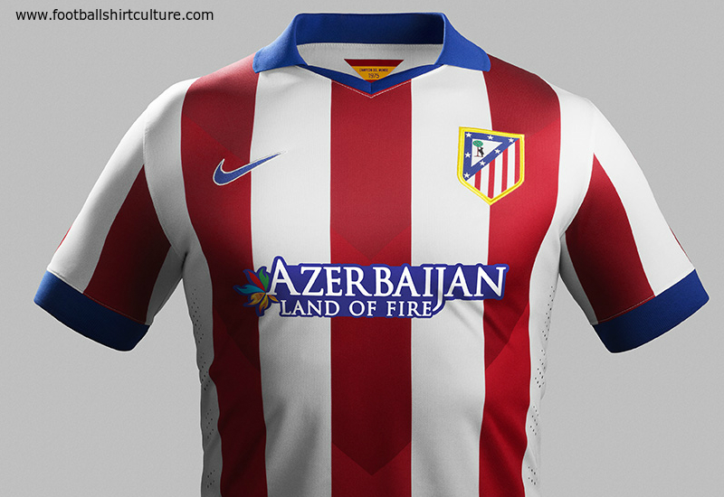 official photos 18d8a 825ac atletico madrid authentic jersey