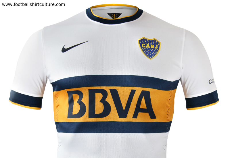 best website efefa 07d55 Boca Juniors 14/15 Nike Away Football Shirt | 14/15 Kits ...
