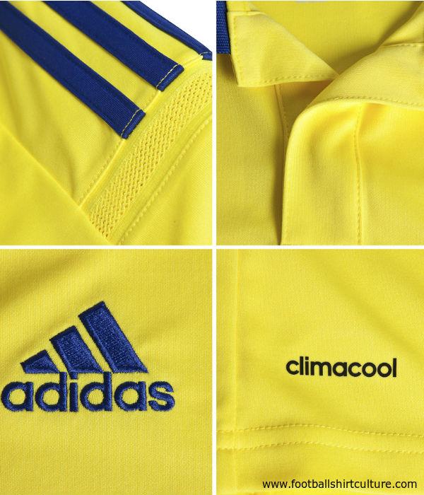 quality design 11b19 4f1f8 Chelsea 14/15 Adidas Away Football Shirt | 14/15 Kits ...