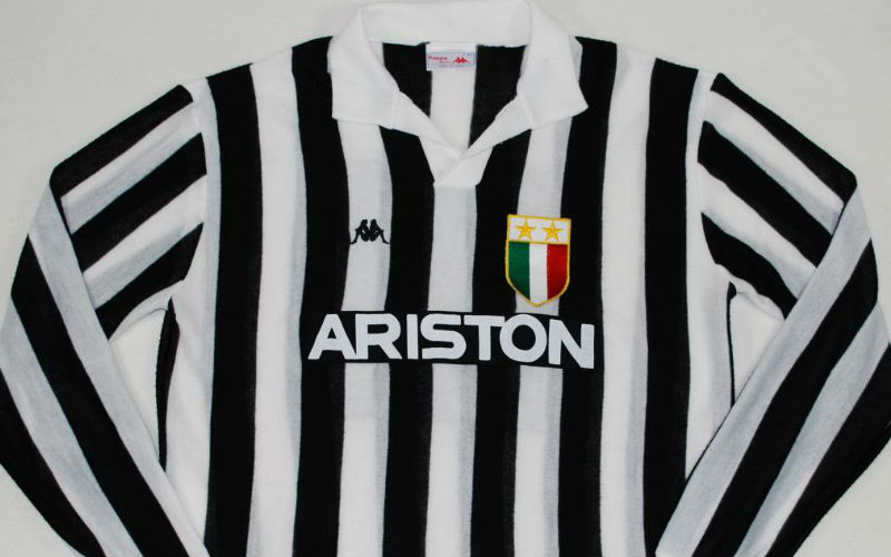 best website ec851 97aed Juventus 1984-1985 Kappa Home Football Shirt | Vintage ...
