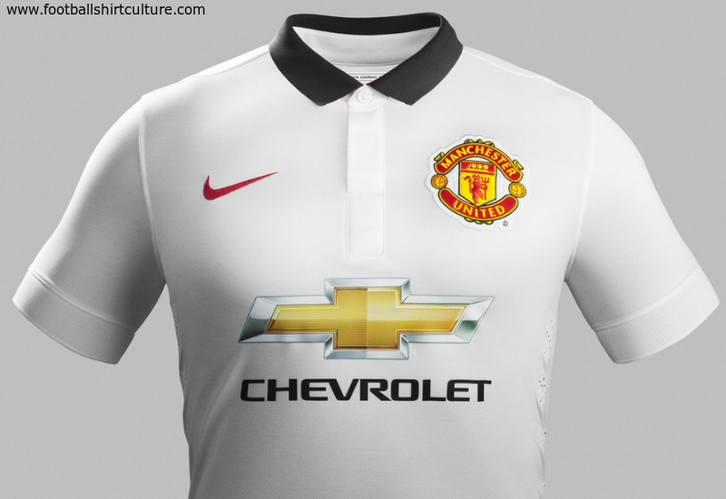 best website c06c0 a1d59 Manchester United 14/15 Nike Away Football Shirt | 14/15 ...