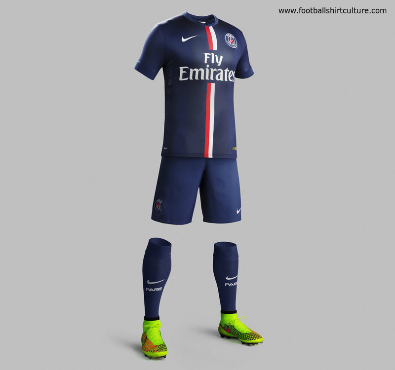 Paris Saint-Germain 14 15 Nike Home Football Shirt  8ebed515a