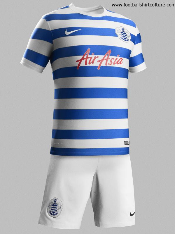 Queens Park Rangers 14 15 Nike Home Football Shirt  143f12b70