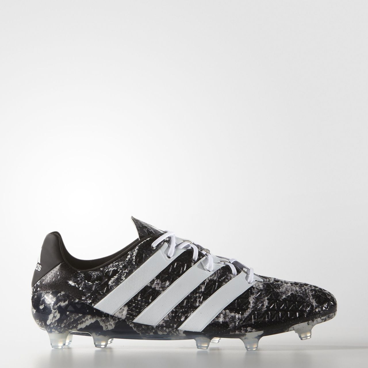 best service 3f680 ba8bb Adidas Ace 16.1 Deadly Focus Firm Ground Boots - Core Black ...