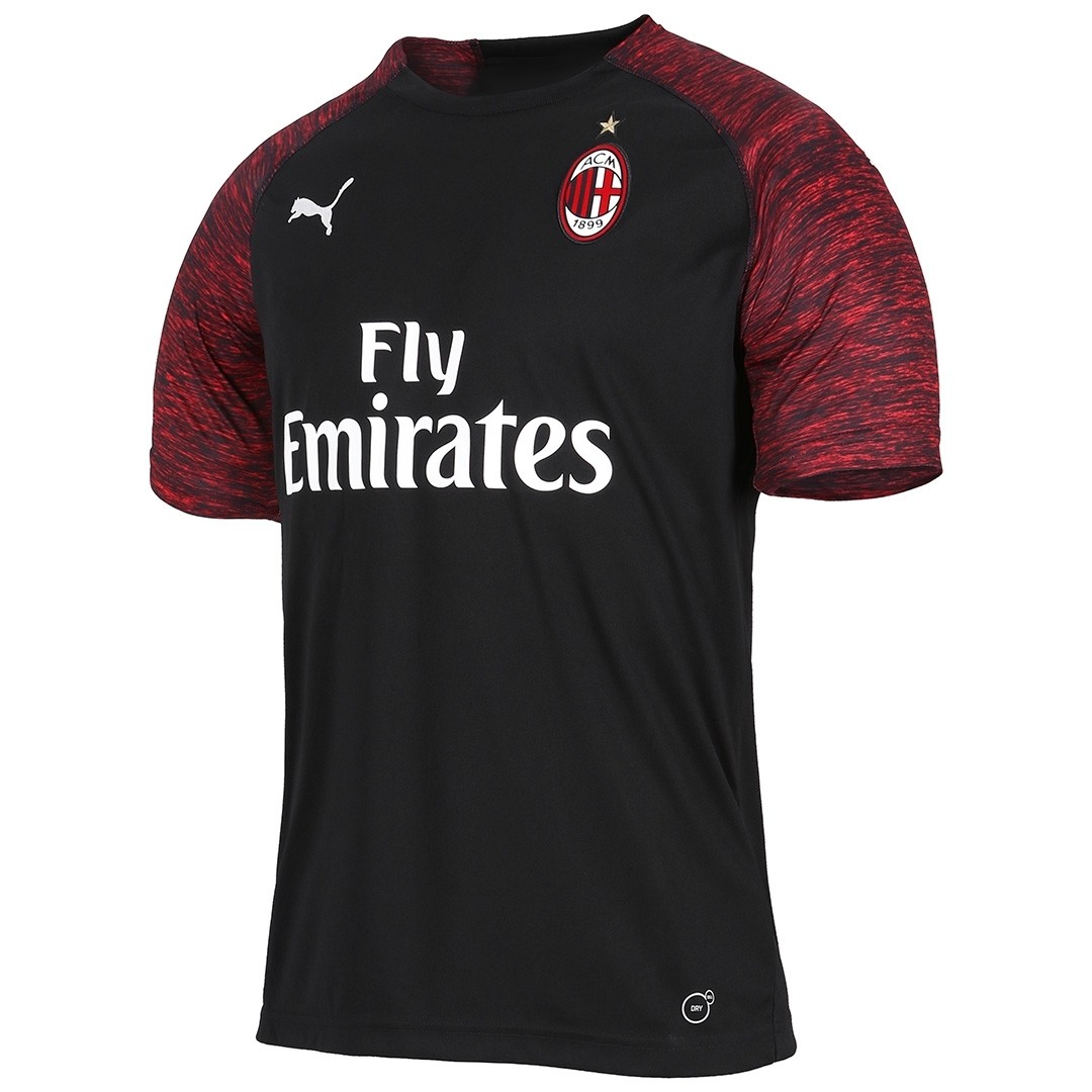 online store 646e6 392ba AC Milan 2018-19 Puma Third Kit | 18/19 Kits | Football ...