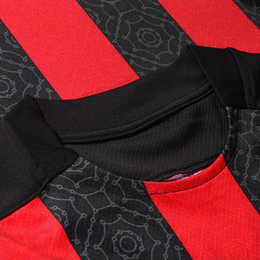 Ac Milan 2020 21 Puma Home Kit 20 21 Kits Football Shirt Blog