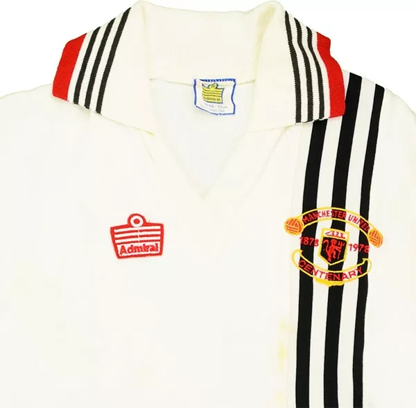 ... Click to enlarge image  adidas 1978 80 manchester united match worn centenary away shirt c.jpg 2e878fa16