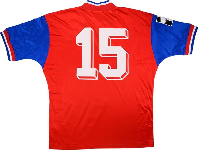 wholesale dealer bcb2c 2f39e Adidas 1994-95 Bayern Munich Match Issue Champions League ...