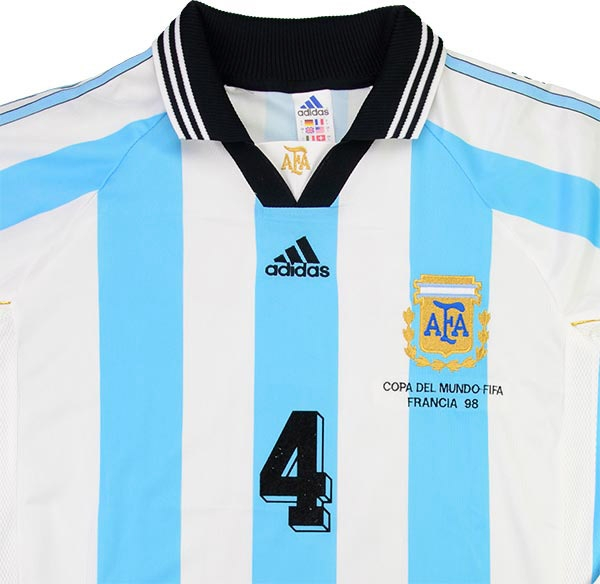 c99ddbeace1 ... Click to enlarge image  adidas 1998 argentina match issue world cup home shirt c.jpg