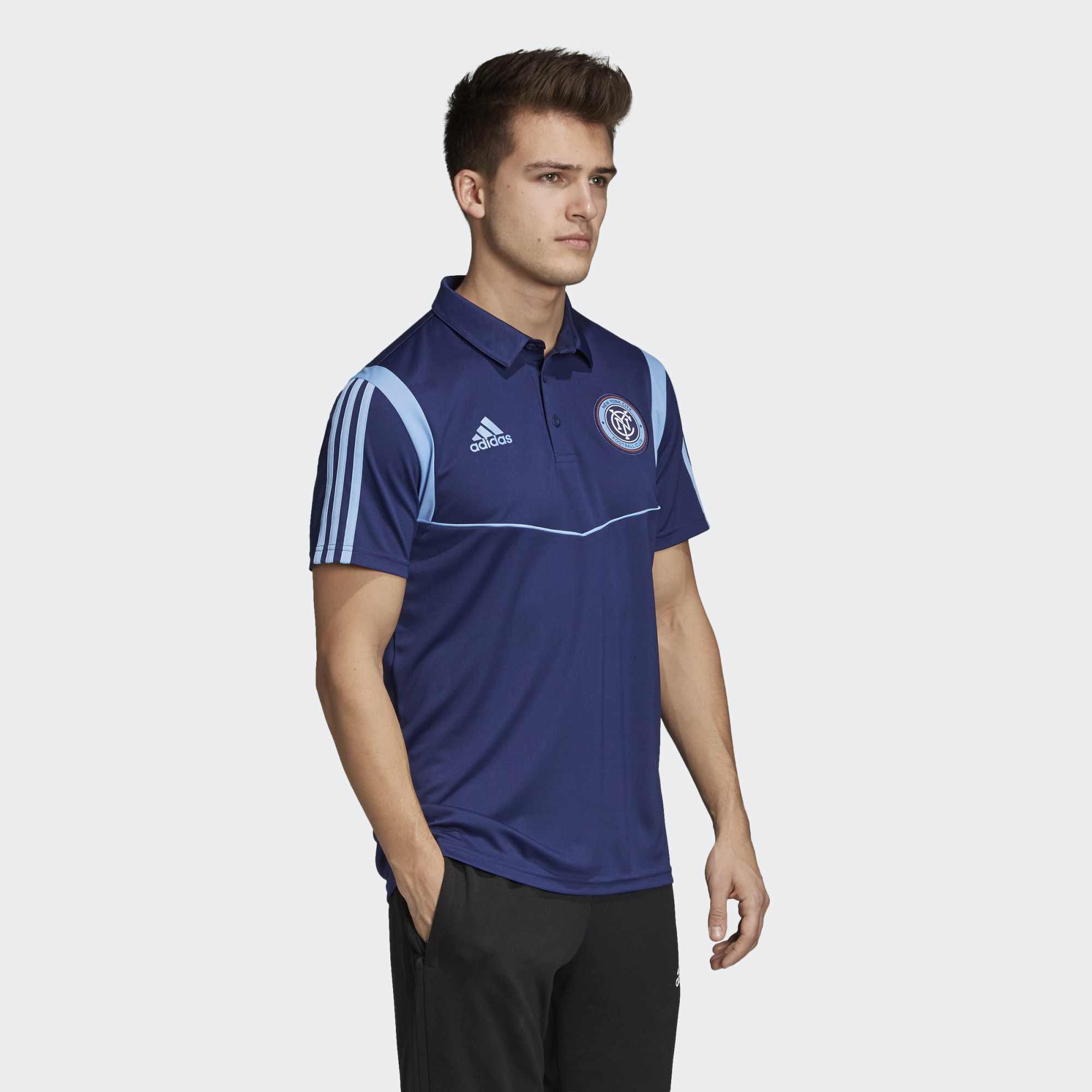 23616775188 ... Click to enlarge image  adidas 2019 new york city fc polo shirt night sky bahia light blue 3.jpg ...