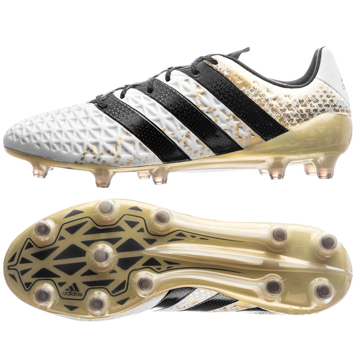 Click to enlarge image  adidas ace 16 1 fg ag stellar pack white core black gold metallic a.jpg ... 77d7af00fe