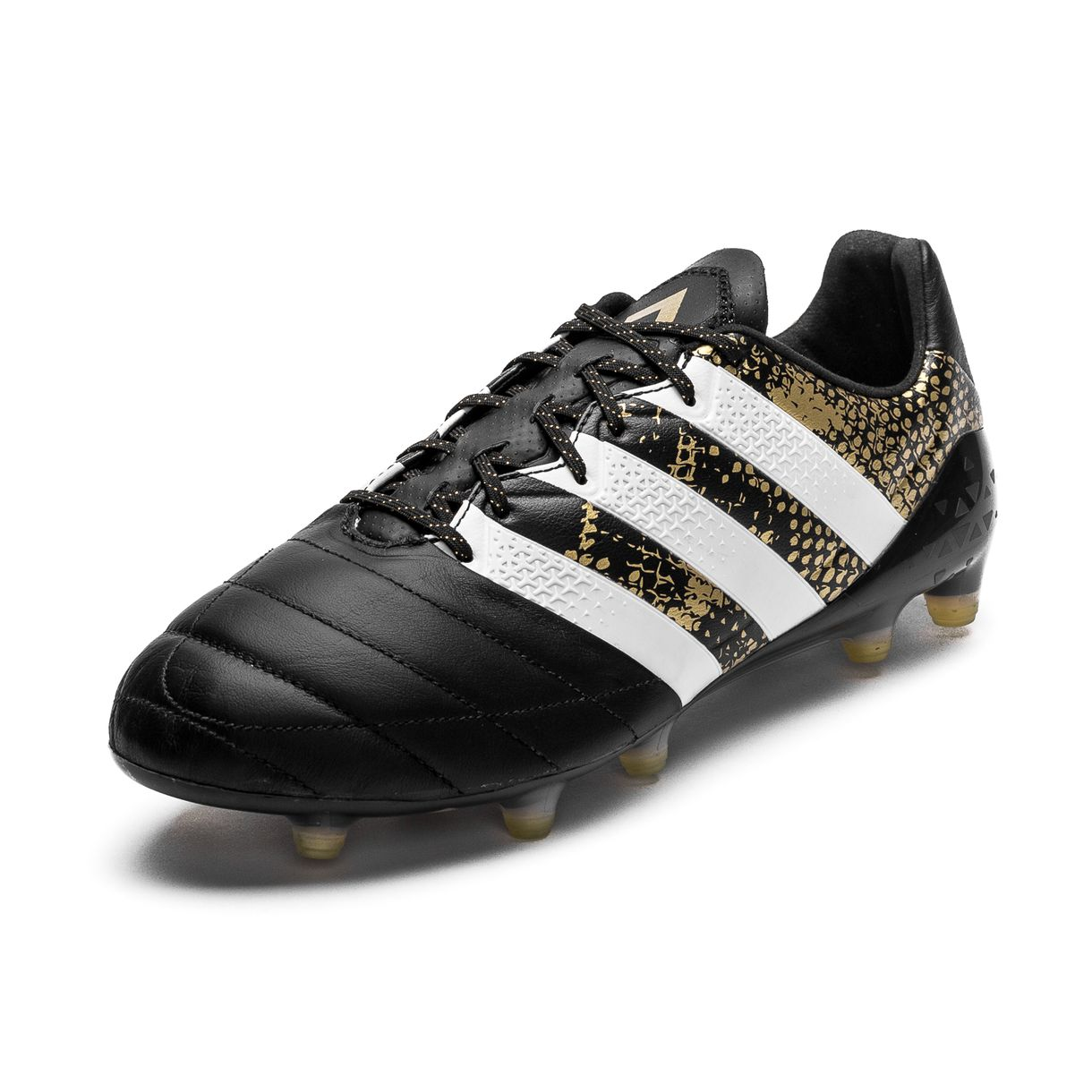 huge discount a1d96 3d9b9 official adidas ace 16.1 black and white c2727 21c90