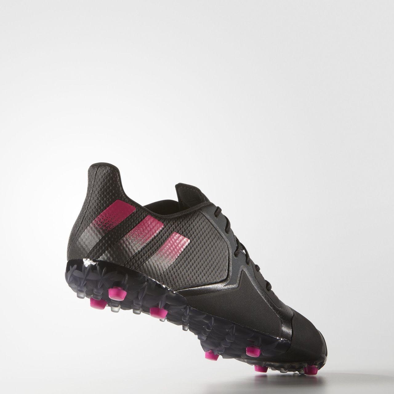 Adidas ACE 16.1 TKRZ - Core Black   Shock Pink   Dark Grey ... d25b95d16