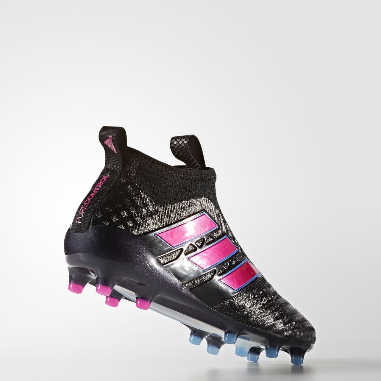 buy online e9b62 e796a canada adidas ace 16.1 primeknit fg ag solar green shock pink core black  dcae2 579bc discount code for click to enlarge image ...