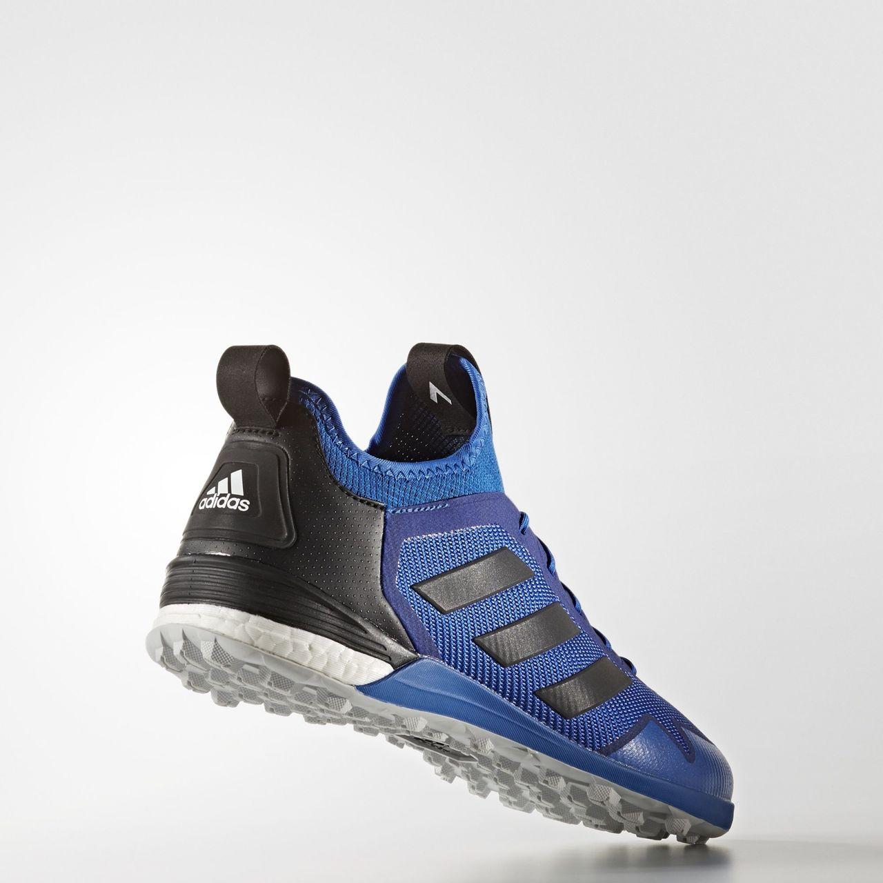 adidas ace tango 17 1 turf boot blue core black. Black Bedroom Furniture Sets. Home Design Ideas