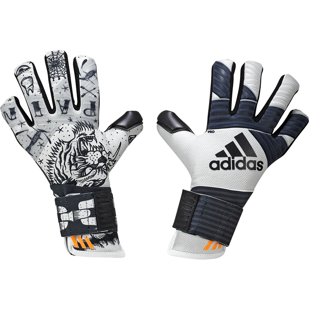 ... Click to enlarge image adidas_ace_trans_pro_2_face_goalkeeper_gloves_white_core_black_solar_red_m.jpg ...