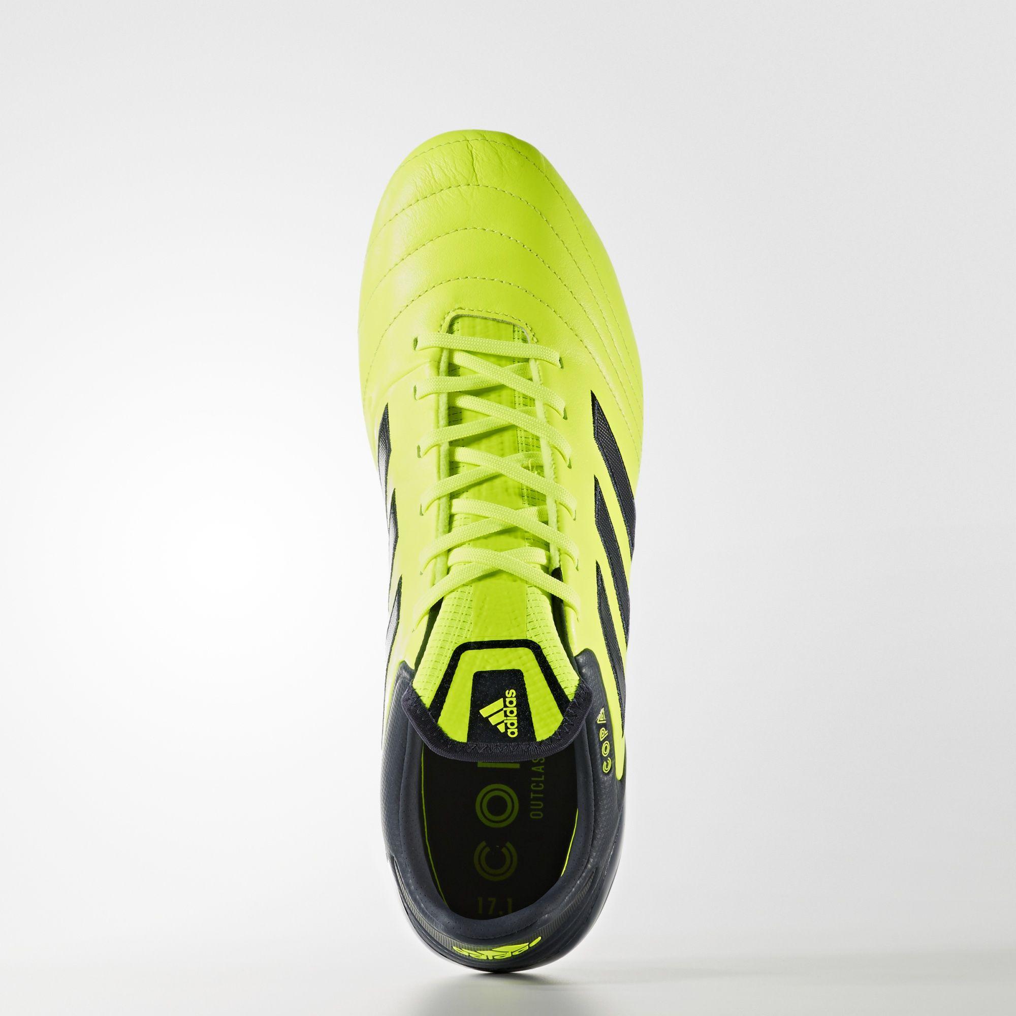 a1ce72ec3ac ... Adidas Copa 17.1 FG Ocean Storm - Solar Yellow Legend Ink Semi Solar .  ...