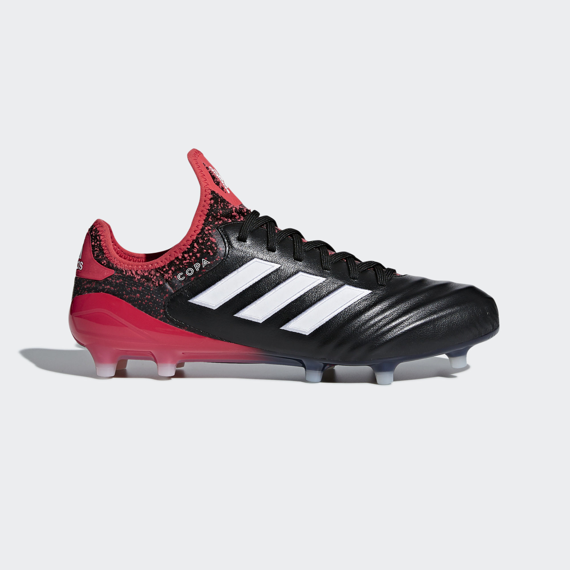 Adidas Copa 18.1 FG Cold Blooded - Core Black / Ftwr White ...