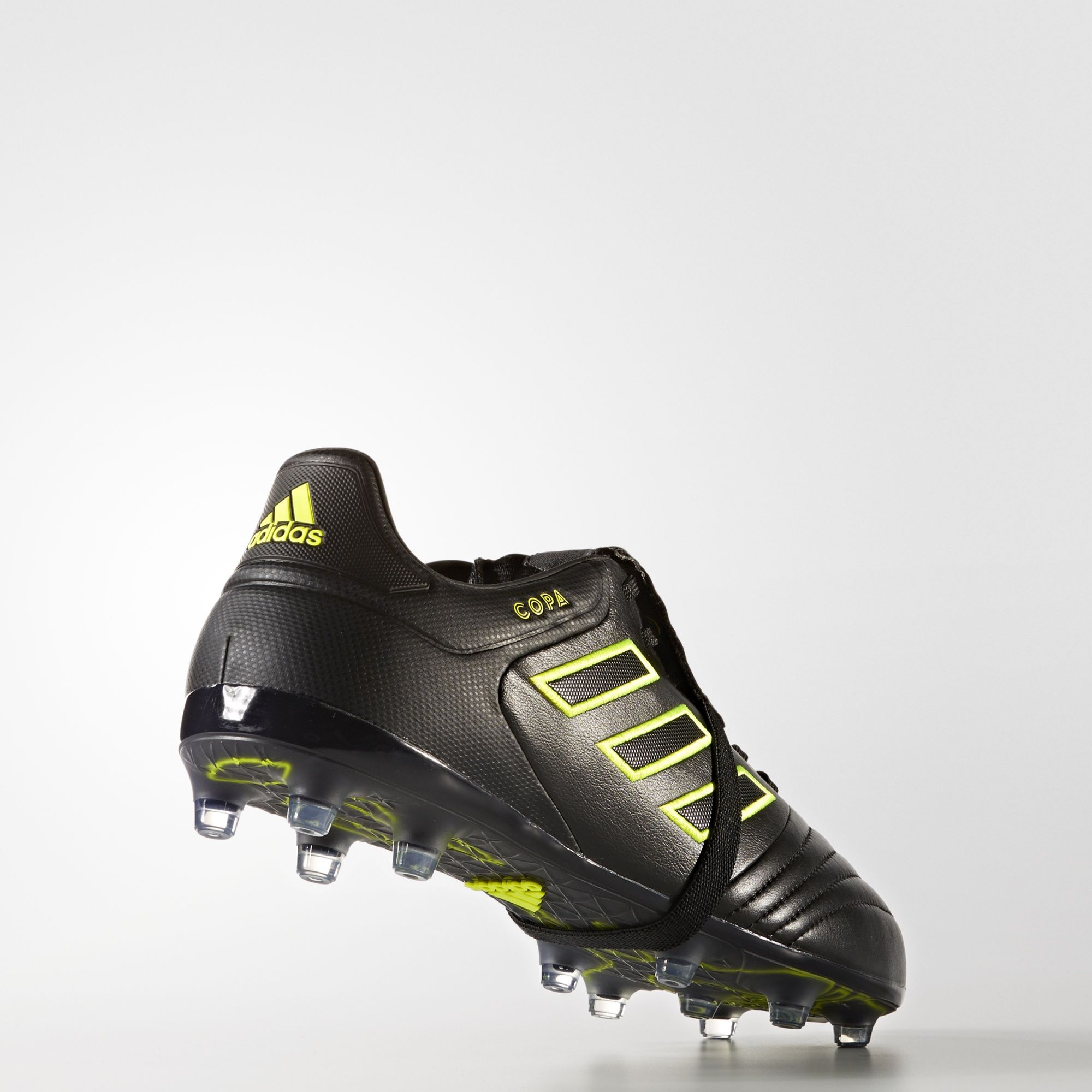 new arrival 1ebd2 2c681 ... Click to enlarge image  adidas copa gloro 17 2 firm ground boots core black core black solar yellow e.jpg  ...