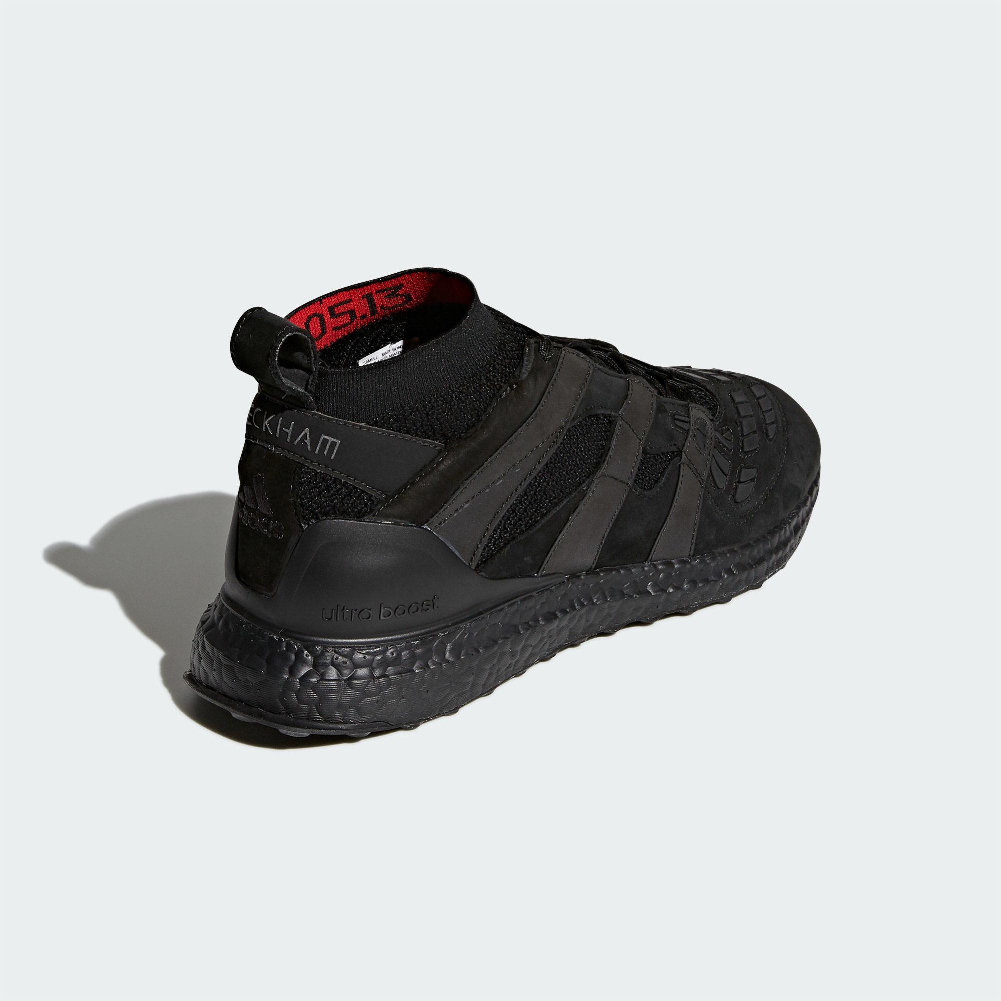 adidas david beckham accelerator ultraboost shoes core