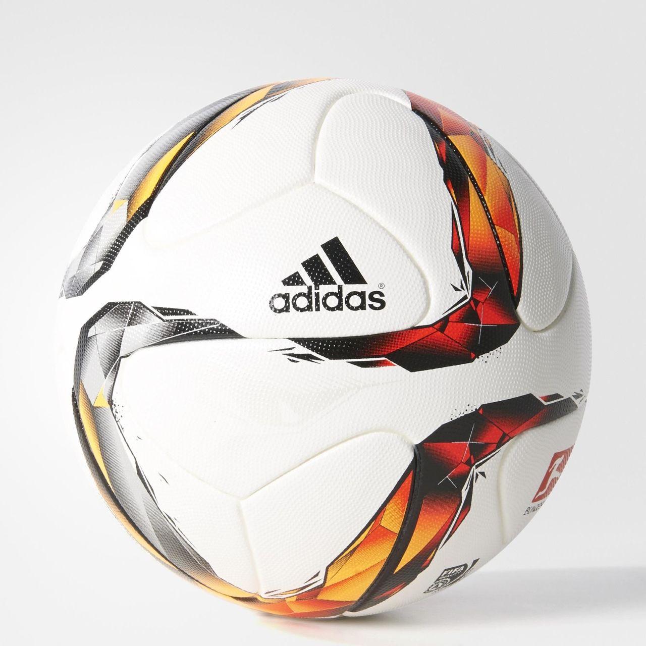 Adidas DFL Torfabrik Official Match Ball - White / Solar ...