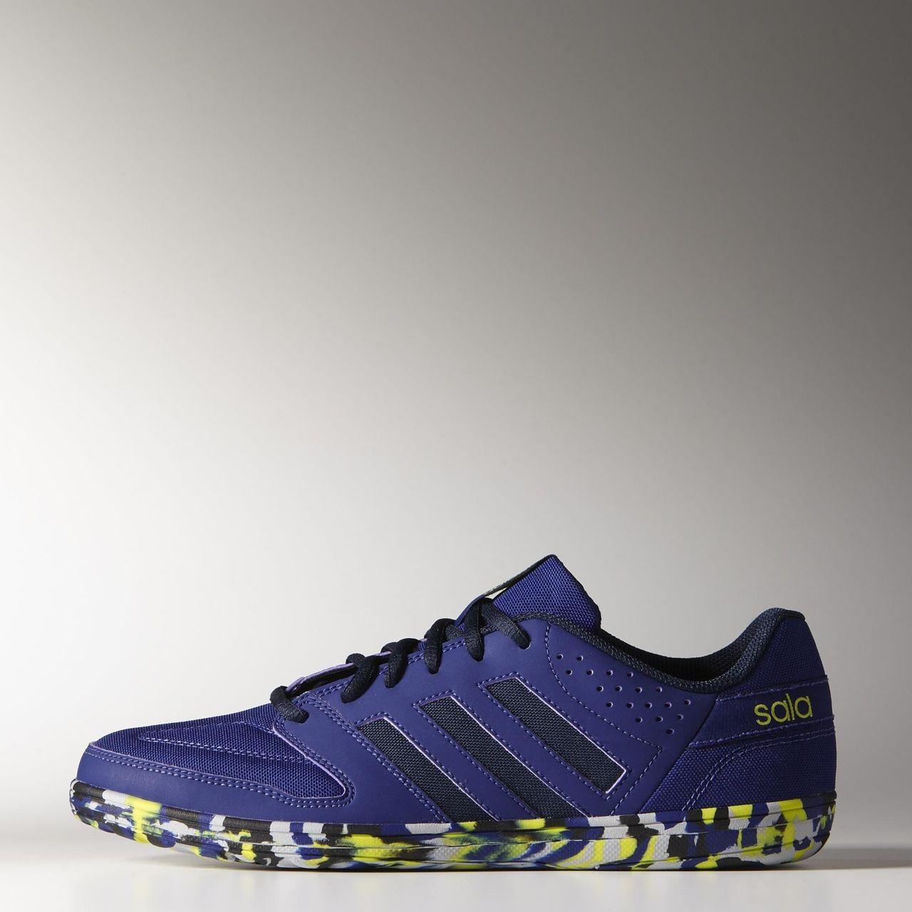 zapatos casuales estilos frescos amplia selección de diseños Adidas Freefootball Janeirinha Sala Shoes - Amazon Purple F14 ...